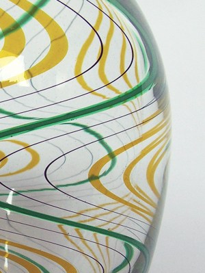 YG Wig Wag Vase Hugh Willa 2008